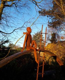 1 - Sculptures de jardin
